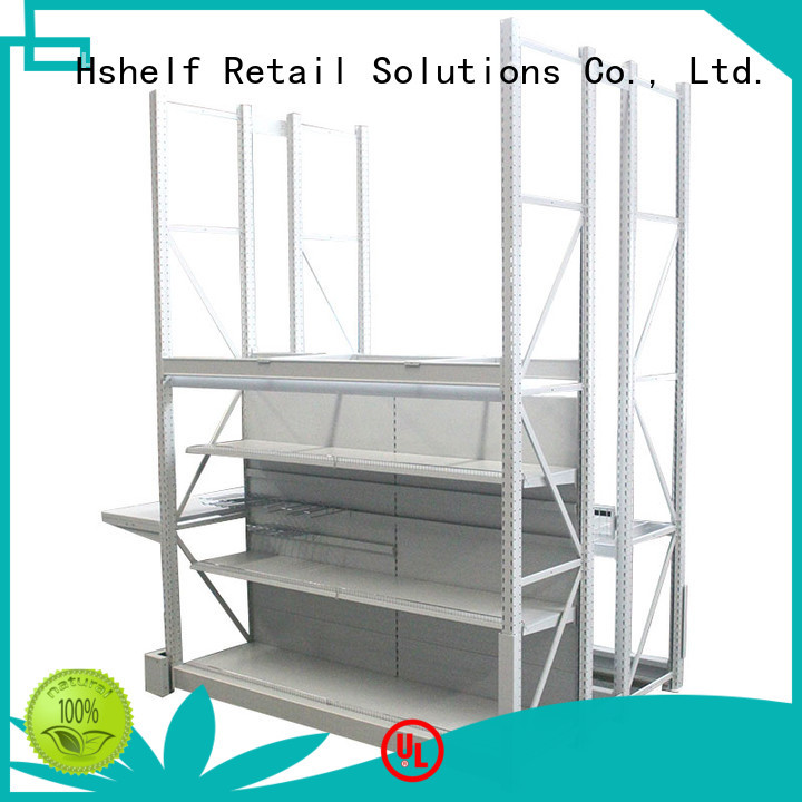 Hshelf heavy duty shelving from China for big supermarkets