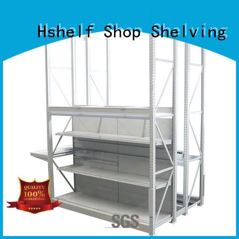 Hshelf storage racks customized for shop