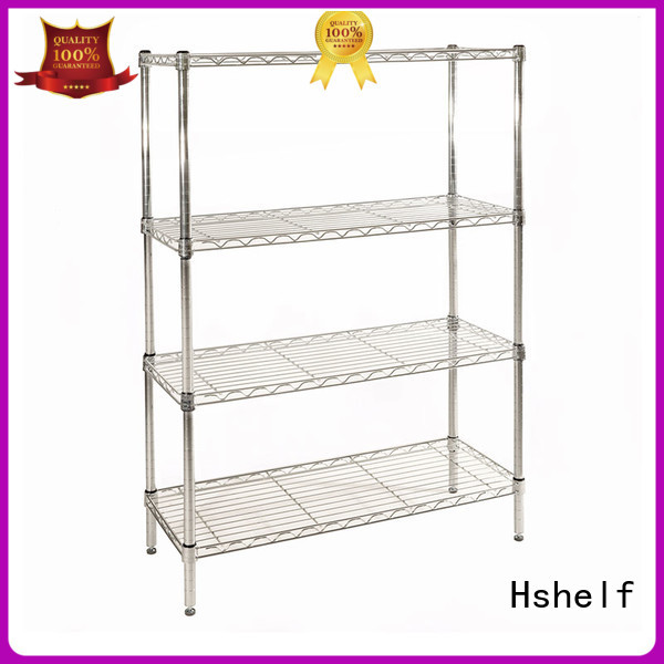 Hshelf adjustable level wire storage unit series for DIY store