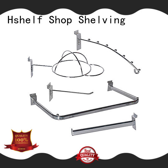 wholesale slatwall accessories from China for retail shelf