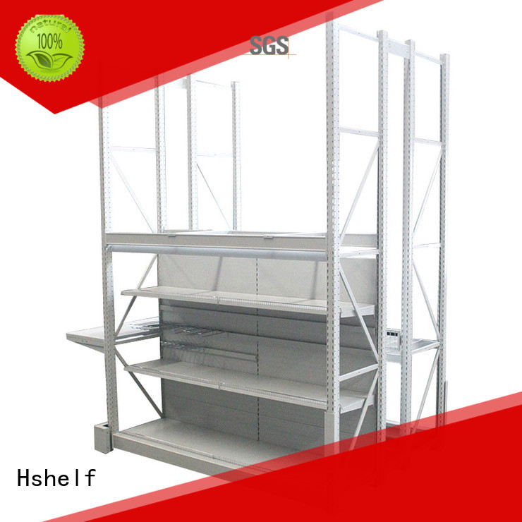 heavy-duty storage racks series for store