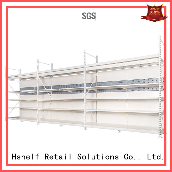 heavy-duty heavy duty metal shelving manufacturer for hypermarket