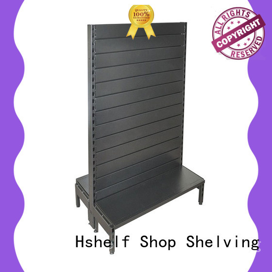 Hshelf slatwall display supplier
