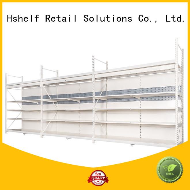 storage racks customized for hypermarket Hshelf