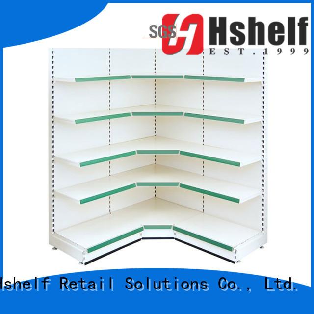 Hshelf strong performance metal storage rack factory for Metro