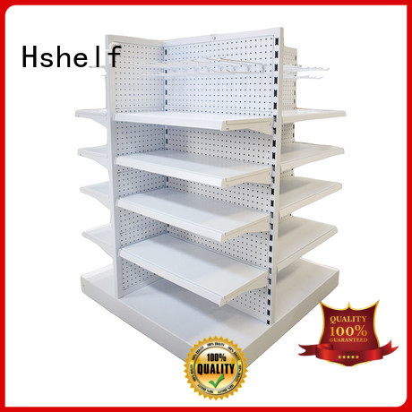 Hshelf odm custom shelves cheap wholesale for supermarket