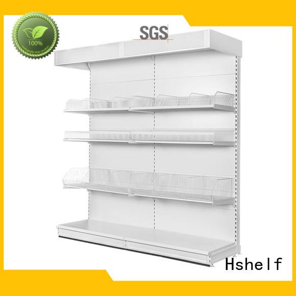Hshelf popular design shop racks design for wholesale markets