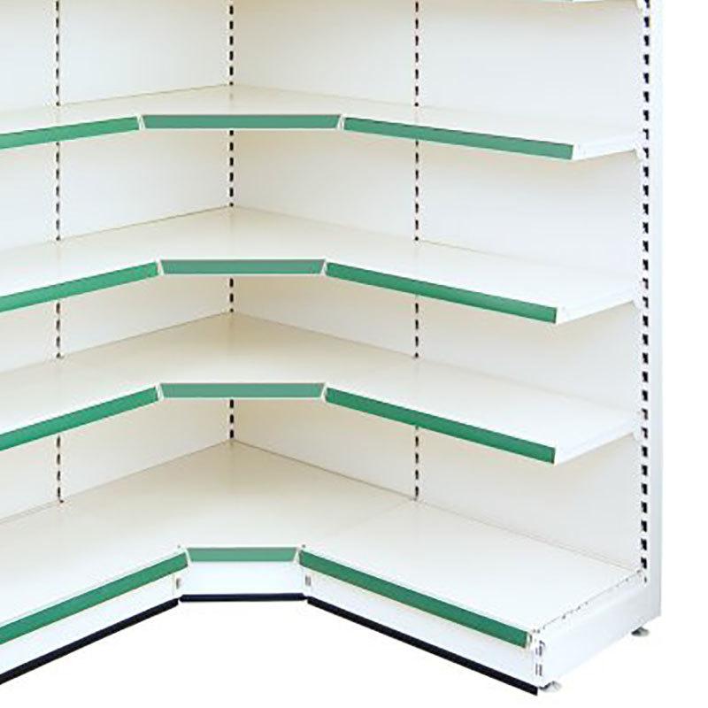 Internal Corner retail shop shelf