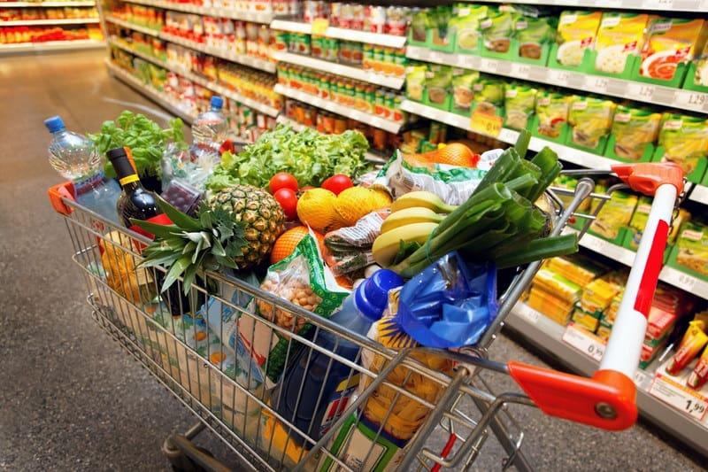 pallet shopping cart