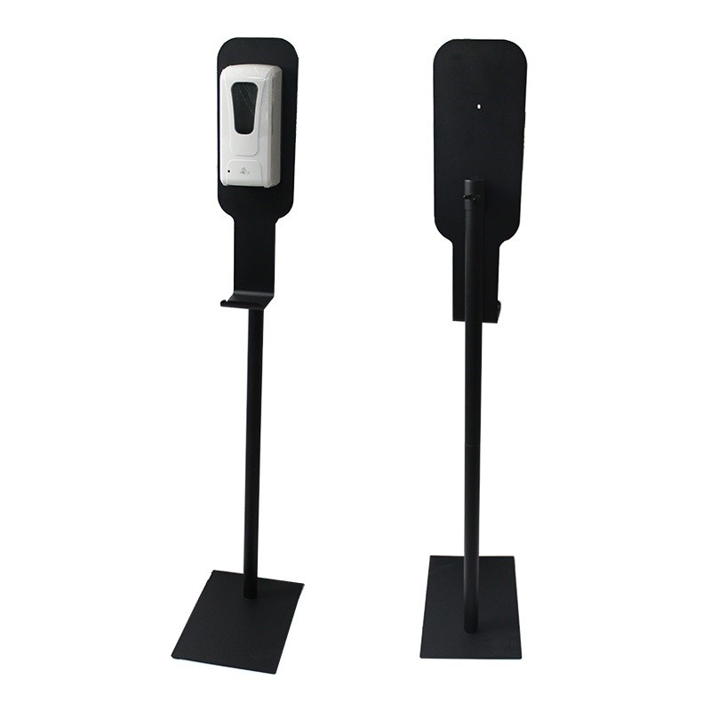 Free Standing Hand Sanitizer Dispenser with Floor Stand