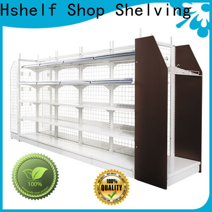 convenience store shelving manufacturer