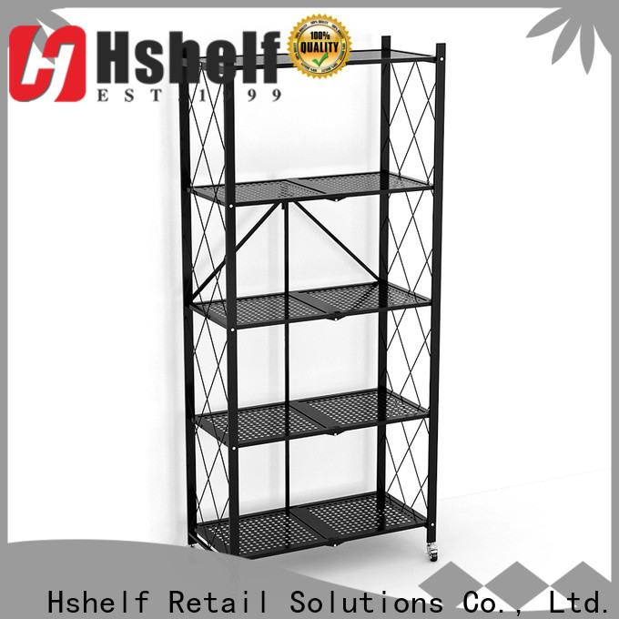 various structures wire mesh shelves from China for retail shops