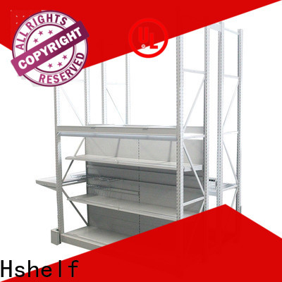 Hshelf Wholesale commercial shelving from China for hypermarket