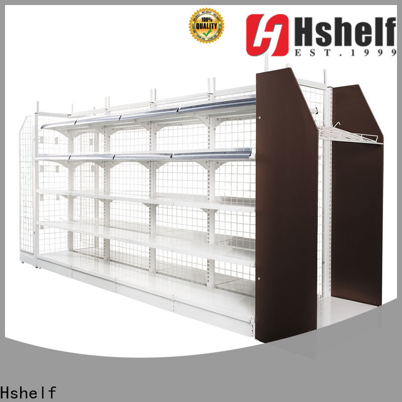 Hshelf retail store fixtures customized for small store