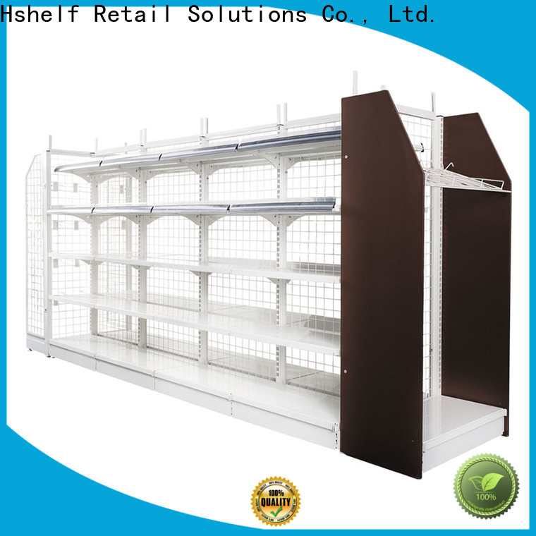 Hshelf retail store fixtures manufacturer for small store