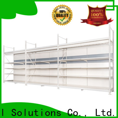 built-in commercial shelving simply installation for big supermarkets