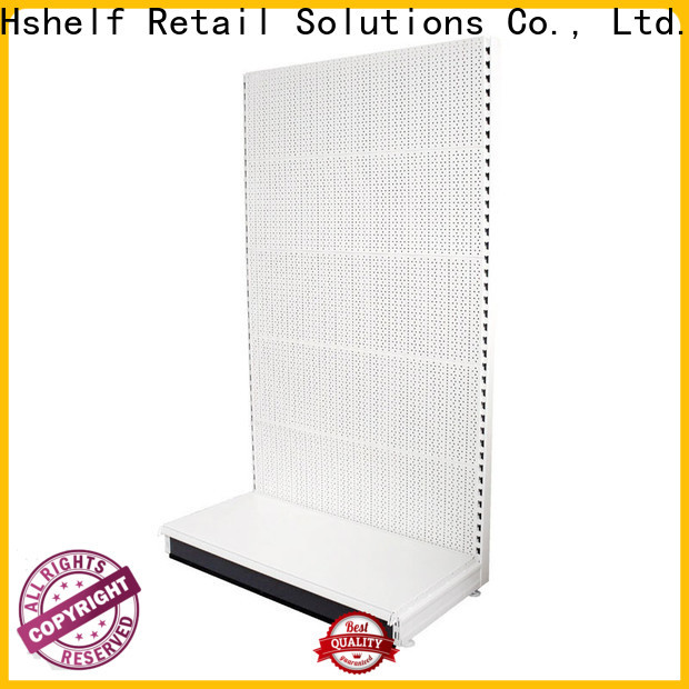 sturdy hardware store display racks with good price for tools store