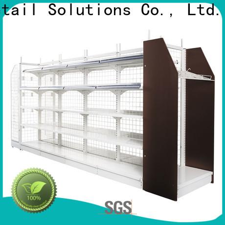 Hshelf convenience store fixtures customized