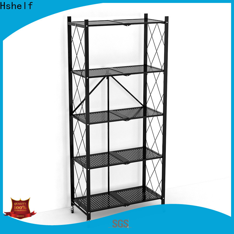 Hshelf various structures wire mesh shelves manufacturer for home use