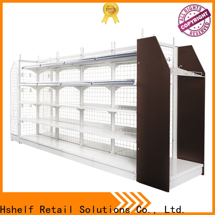 Hshelf economical store display fixtures series for express store