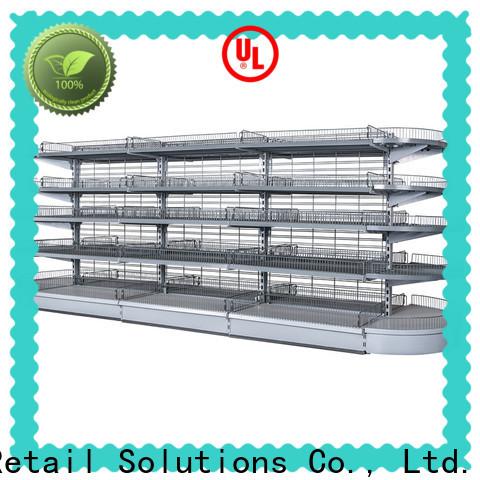 Hshelf popular design retail wall shelving design for shop
