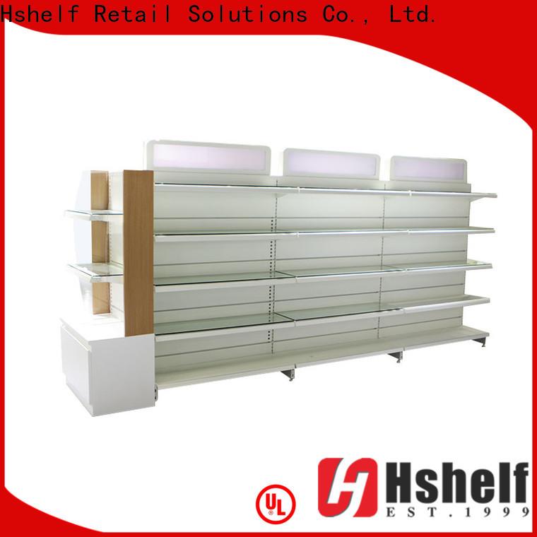 popular design metal shelving unit design for wholesale markets