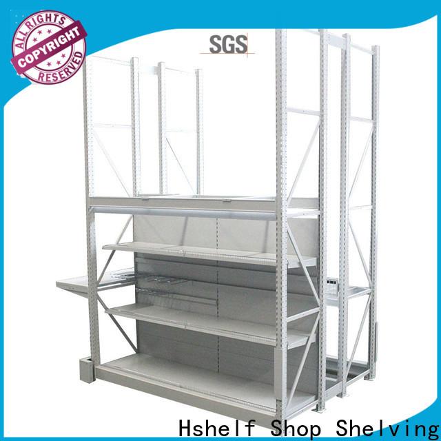 Hshelf custom heavy duty shop shelves series for DIY stores