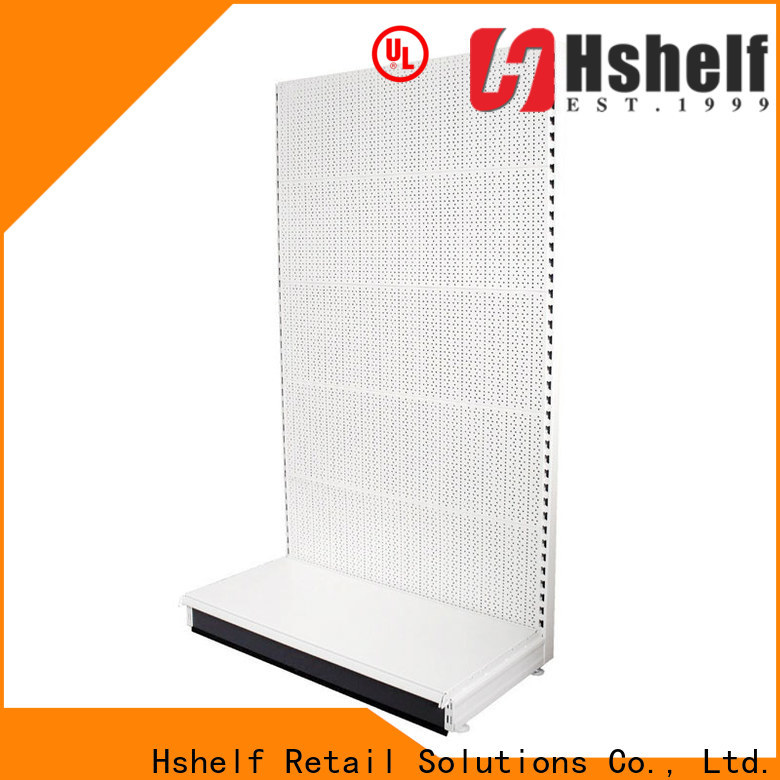 Hshelf durable hardware store shelving with good price for hardware store