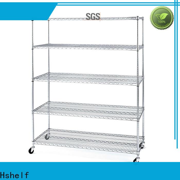 Hshelf wire mesh shelves manufacturer for DIY store