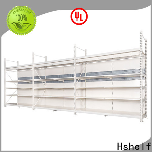Hshelf heavy duty shop shelves simply installation for hypermarket