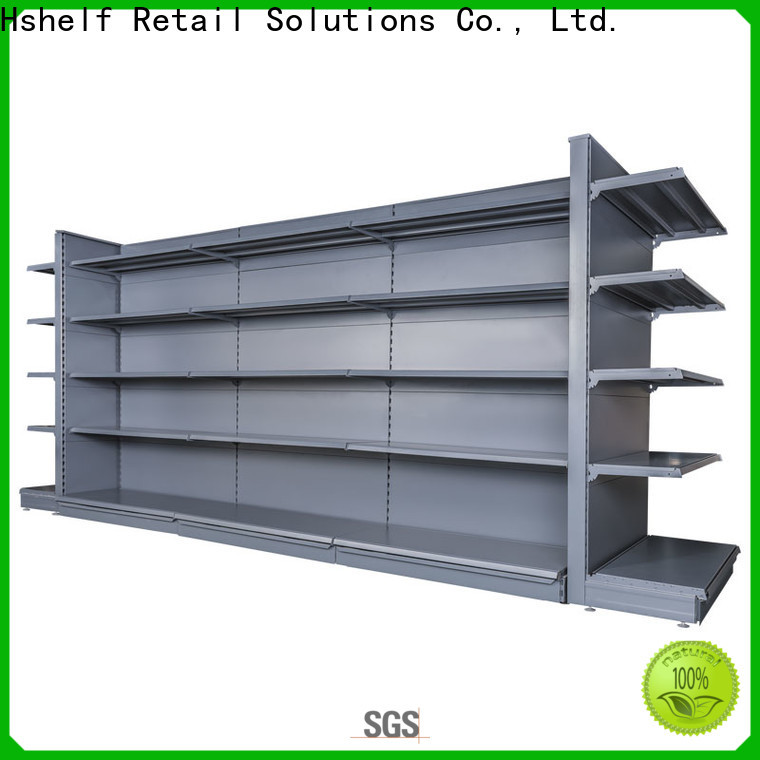 Hshelf regular size retail display shelves with good price for IKEA