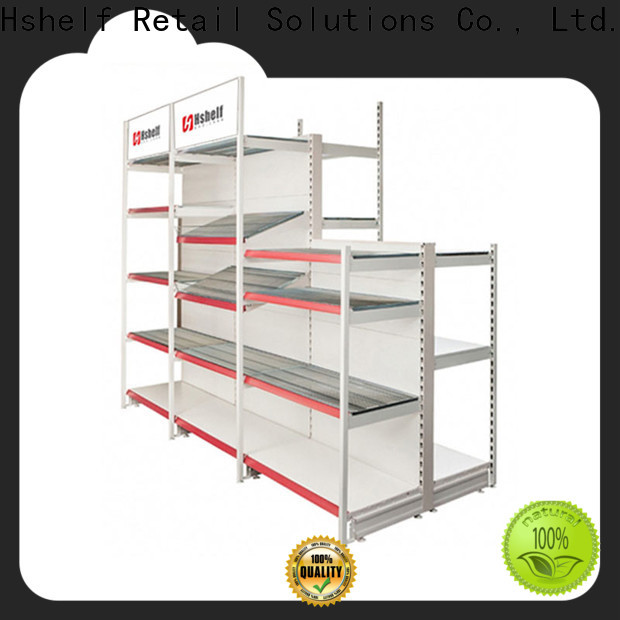 strong performance retail display shelves with good price for Metro