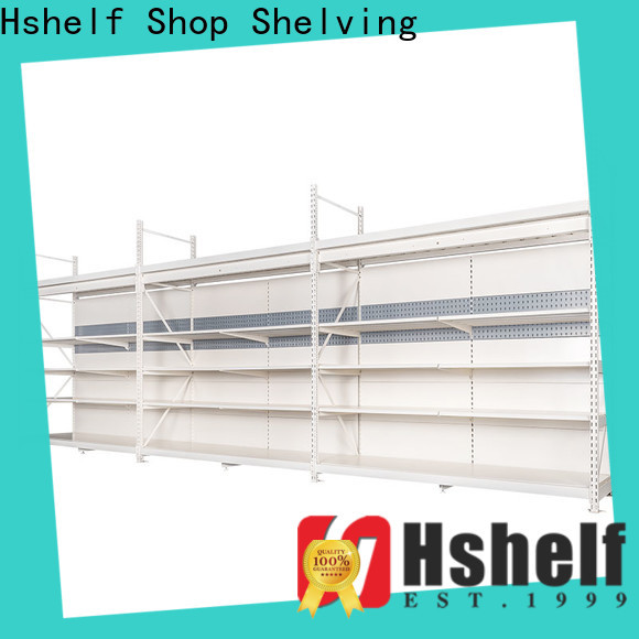 combined heavy duty metal shelving directly sale for DIY stores